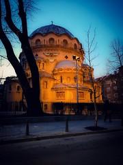 Church of St Paraskeva, Sofia (M Malinov) Tags: church sofia architecture bulgaria building europe eu stparaskeva църква българия софия архитектура ngc