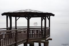 Gardasee (ingrid eulenfan) Tags: italien italy italia gardasee see schiff aussichtsplattform wasser himmel