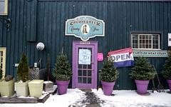 Credit Creek Country Store (Bill Smith1) Tags: agfavista200 believeinfilm billsmithsphotography caledon2019 heyfsc nikonfm nikkorais24f28lens