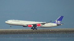OY-KBD SAS Scandinavian Airlines Airbus A340-313 (BayAreaA380Fan Photography) Tags: airbus boeing boeing747 airbusa330 747 a330 a340 airbusa340 777 boeing787 boeing777 787 dreamliner a350 airbusa350 sanfranciscointernationalairport ksfo sfo planespotting airplane jet swiss aircanada airfrance cathaypacific turkishairlines aerlingus sas scandinavianairlines virginatlantic qantas fijiairways airchina
