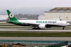 EVA Air   Boeing 777-200LRF   B-16783   Los Angeles International (Dennis HKG) Tags: aircraft airplane airport plane planespotting cargo freighter canon 7d 100400 losangeles klax lax evaair eva br taiwan boeing 777 777200 boeing777 boeing777200 777200lr boeing777200lr 777200f boeing777200f b16783