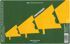 FOREVERMORE by YARD for Threes Brewing (Label_Craft) Tags: beer beers craftbeer brew suds ale hops labels craft labelcraft beerlabel design illustration type fonts burp beerme brewery threes threesbrewing forevermore ipa paleale iipa gowanus nycbeerweek nyc brooklyn