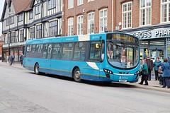 Arriva Volvo B7RLE Wright 3887 KX11PVF in Hitchin (Mark Bowerbank) Tags: arriva volvo b7rle wright 3887 kx11pvf hitchin