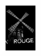 Montmartre (Punkrocker*) Tags: contax aria cy yashica ml 50mm 5014 film kodak trix pushed 1600 nb bwfp street city people night paris montmartre france