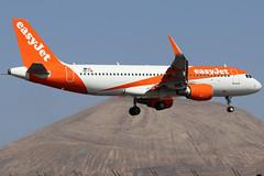 OE-IJN (GH@BHD) Tags: oeijn airbus a320 a320200 u2 ezy easyjet easyjeteurope ace gcrr arrecifeairport arrecife lanzarote aircraft aviation airliner
