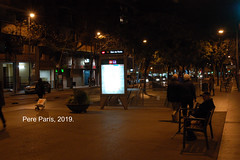 190213  1017 (chausson bs) Tags: barcelona tmb nocturnas nocturnes noche nit night nuit bacderoda 2019