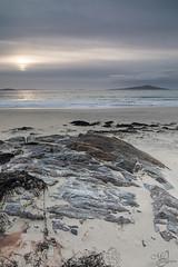 The island (mvj photography) Tags: ecosse scotland sea seascape seashore sable beach sand outerhebrides isleofharris island