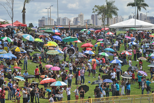 24/03/10 - A festa da abertura da temporada 2019 da Copa Truck em Goiânia - Foto: Duda Bairros e Vanderley Soares