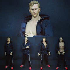 Mason (Camler) Tags: phicenphotography phicen phicenmale tbleague onesixthscale onesixthscaleclothes actionfigure sportswear sneakers