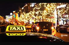 Bokeh Night - Prague 2018 (davide978) Tags: davide978 davide colli davidecolli canon italy 8w9a8888modifica2 prag profonditàdicampo praga prague bokeh dof taxi night light city europe