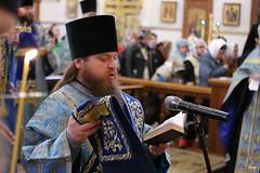 04. Водосвятный молебен в Субботу Акафиста 13.04.2019