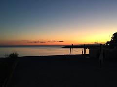 130419001 (francescoccia) Tags: recco sea sunset apple appleiphone iphone