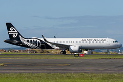 Air New Zealand Airbus A321 (Daniel Talbot) Tags: a21n akl airnewzealand airbus airbusa321 airbusa321neo auckland aucklandairport aucklandregion nzaa newzealand northisland teikaamāui zknnb aircraft airplane airplanes airport aviation maker oceania plane transportation