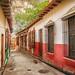 Fachada Colonial en el Casco de La Guaira IV...