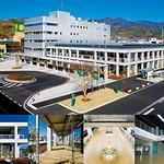 市庁舎の写真