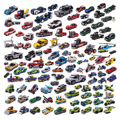 BEST of 2018 (KEEP_ON_BRICKING) Tags: lego moc custom design vehicle best 2018 car cars city creator technic sportscar cabrio lowrider helicopter pickup offroad keeponbricking lv