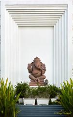 Ganesha in Cambodia (Roy Prasad) Tags: idol ganesha buddha cambodia siemreap travel asia khmer prasad royprasad sony a7rm3 cultural art hotel hyatt