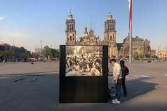 MX MM EXPOSICIÓN CIUDAD EN CONSTRUCCIÓN (Secretaría de Cultura CDMX) Tags: zocalo ciudaddemexico exposición ciudadenconstruccion museoarchivodelafotografia ciudaddeméxico méxico