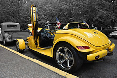 The Prowler (Scott 97006) Tags: convertible sportscar vehicle car automobile unique