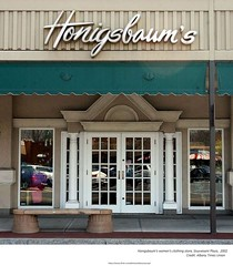 2002   honigsbaum's women's clothing store - stuyvesant plaza (albany group archive) Tags: early 2000s old albany ny vintage photos picture photo photograph history historic historical