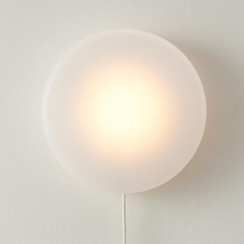 無印良品 壁掛式LED照明の写真