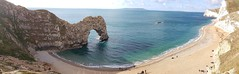 20181026_111654 (Nata5ha868) Tags: dorset durdledoor jurrassic coast jurassiccoast visitengland earth earthpic nofilter photography landscape landscapephotography nature naturephotography sea beach cloudy panorama samsungs7edge samsung travelphotography travel