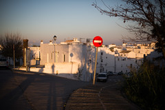 Vejer de la Frontera (paul.wienerroither) Tags: vejerdelafrontera andalucia street streetphotography light shadow shadows colo colors city town walking sky travel travelphotography whitecity buildings spain winter winterescape view streetview streetwalk