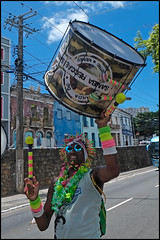 Banda do Mestre Memeu (wilphid) Tags: bonfim lavagemdobonfim comercio cidadebaixa salvador bahia brésil brasil défilé fête rue procession religion musique personne