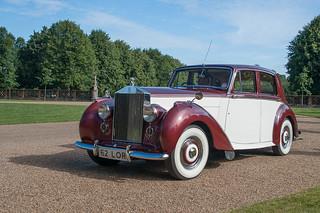'Regal Lady' Rolls Royce Silver Dawn