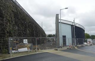RD17864. Caernarfon Station.