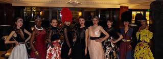 TMV///Exclusive : Anggy Haif : Fashion Show At Hotel De Berri PARIS, FRANCE - Février 15