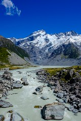 20181227 018 Mt Cook Hooker Valley (scottdm) Tags: 2018 december hike hookervalley lakemueller mountcook mountcooknationalpark nationalpark newzealand southisland summer travel aoraki