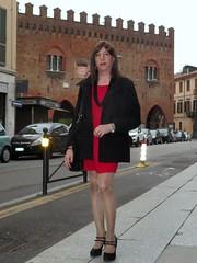 Cremona - Corso Garibaldi (Alessia Cross) Tags: crossdresser tgirl transgender transvestite travestito