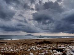 Cloudy day in Malaysia (jannik.rre) Tags: panasonic gx8 lumix epic weather cloud strand beach sea meer