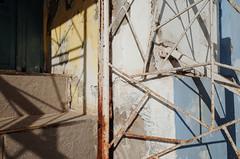 High Street (gergelytakacs) Tags: 28mm apsc eu easterneurope europe europeanunion gr grd gáborhorváth helmec királyhelmec kráľovskýchlmec kráľovskýchlumec pentax ricoh slovak slovakrepublic slovakia slovensko terebes trebišov blue brown business calle chroma color colore colour commerce compact couleur doorway east entry entryway farbfotografie fixedlens fotocromía gate gateway green highstreet hlavnáulica hue mainstreet minimal primelens railing rebar retail rue rust rusty saturation shop stairs store strada strasenfotografie street streetphotographer streetphotography streetphotgrapher streetphotgraphy ulica urban urbanphoto urbanphotographer urbanphotography utcafotó white улица цветная רחוב