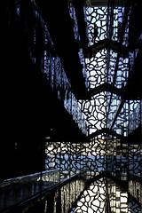mucem-24 (steed13) Tags: marseille mucem bleu blue architecture géométrique reflets
