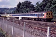 Oxted, 1999 (elkemasa) Tags: class205 demu oxted 1999