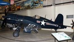 Vought F4U-4 Corsair 97349 in Tucson (J.Comstedt) Tags: aircraft flight aviation air aeroplane museum airplane us usa planes pima space tucson az johnny comstedt vought f4u corsair 97142 97349 marine corps navy