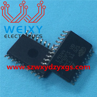 L9144 Commonly used vulnerable driver chip for Fiat ECU