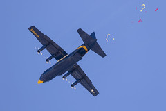 Fat Albert (Trent Bell) Tags: aircraft nafelcentro elcentro airshow california socal 2019 blueangels navy fatalbert c130t hercules