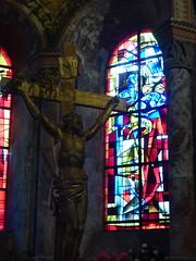 Blois, Loir-et-Cher: église Saint Nicolas, chapelle Saint-Laumer (Marie-Hélène Cingal) Tags: france centrevaldeloire loiretcher blois 41 baznīca église kirik iglesia church chiesa bažnyčia kirche kostol eliza bloie centre