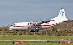 ukraine air alliance an-12bp ur-cgw landing at shannon 26/3/19. (FQ350BB (brian buckley)) Tags: ukraineairalliance an12bp einn urcgw