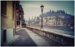 Verona (Raul-64) Tags: fiume adige verona veneto italia olimpus torricelle castelsantostefano