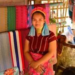 Young Karen woman in Ban Mai Nai Soi (Northern Thailand 2018) thumbnail