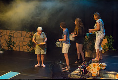 Falkland Toneel speelt 'Denk aan mij' van Hetty Heyting.