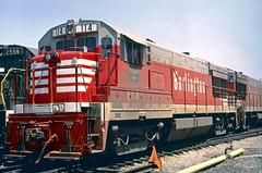 CB&Q U28B 114 (Chuck Zeiler 48Q) Tags: cbq u28b 114 burlington railroad ge locomotive clyde train alchione chz