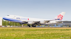 China Airlines B747 (Ramon Kok) Tags: 744 747 747400 747400erf 747400f 747erf 747f ams avgeek avporn aircraft airline airlines airplane airport airways amsterdam amsterdamairportschiphol aviation b18723 boeing boeing747 boeing747400 boeing747400erf boeing747400f cal ci cargo chinaairlines chinaairlinescargo eham freighter holland schiphol schipholairport thenetherlands luchthavenschiphol noordholland nederland nl