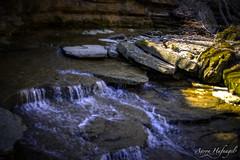 The Fall Before the Falls (Aaron Hufnagel) Tags: nikon nikond600 d600 tokina tokina2870mm tokinaatx atx 2870mm madison madisonindiana cliftyfalls cliftyfallsstatepark indianastatepark statepark nature outdoor water creek stream waterfalls falls landscape