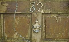 No32 (Tony Tooth) Tags: nikon d7100 tamron 2470mm door 32 leek staffs staffordshire weathered