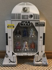 "Entertainment Earth's exclusive Astromech Droid Pack. (skott00) Tags: 385"" 118 toy hasbro actionfigure starwars droid"